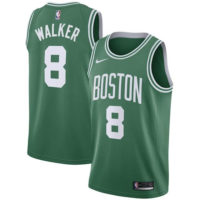 Walker Nike Swingman Jersey