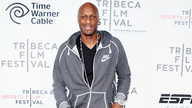 Nearly a year and a half after he was found unconscious in a Las Vegas brothel, Lamar Odom says he's living a clean life.