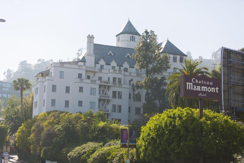 <p>If the walls of the famed Chateau Marmont could talk, they'd have stories for days. The exclusive hotel to the stars opened in 1929 and was designated as a Los Angeles Historical and Culture Moment on March 24, 1976.</p>