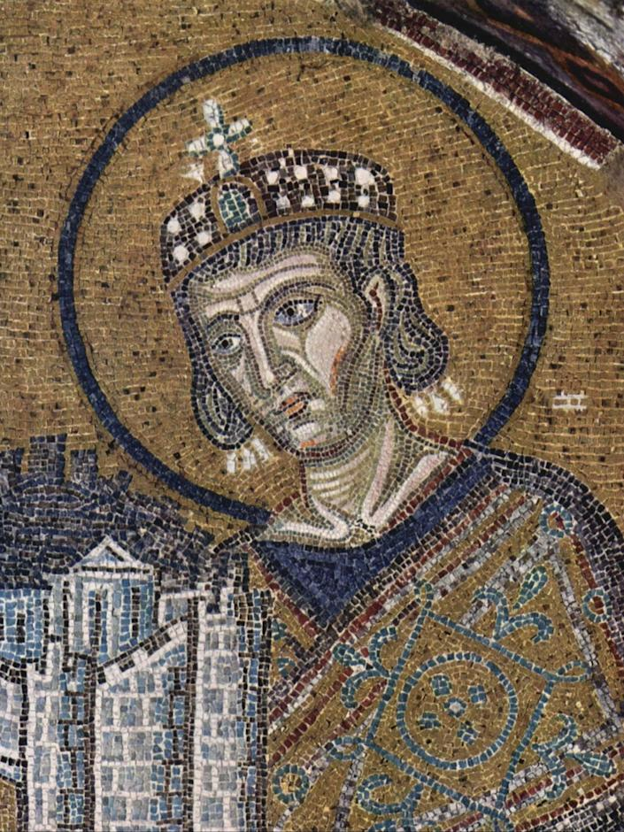 Constantine the Great, the Roman emperor who brought pagan supremacy to an endThe Yorck Project