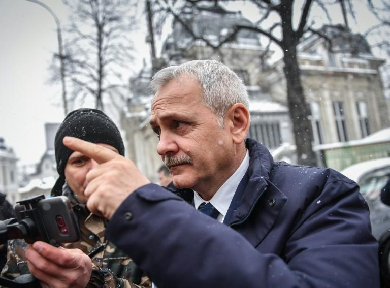 Social Democratic Party strongman Liviu Dragnea says his 'Orthodox education and my traditional upbringing' means he will vote yes