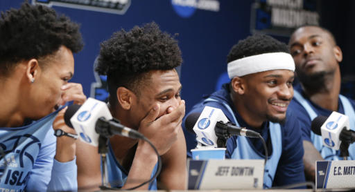 Mom of Duke's Wendell Carter Jr. was harassed by Rhode Island fans