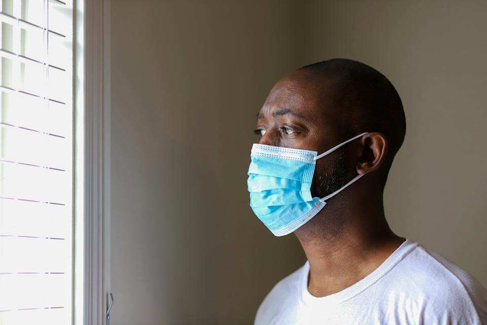 Early data has suggested that black Americans are disproportionately affected by the coronavirus. (Getty Images)