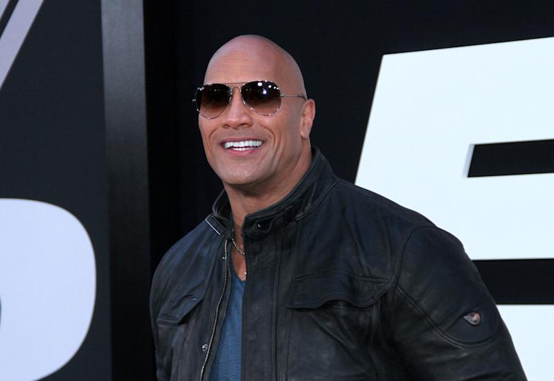 """Dwayne """"The Rock"""" Johnson Gets Another Presidential Endorsement"""