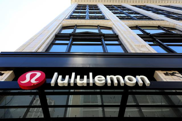 A Lululemon in Detroit, Mich., on May 25, 2018. (Photo: Raymond Boyd/Getty Images)