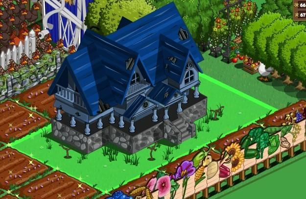 farmville haunted house gifting links