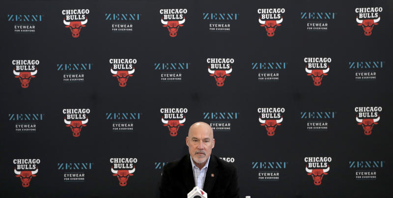 Bulls seek new top exec; eyeing Raptors' Webster, Nuggets' Karnisovas