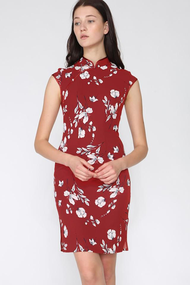 <p>Homegrown brand Yacht 21, known for vacation-wear, welcomes Chinese New Year with chic and casual outfits, great for a long day of house visits. (Photo: Yacht 21) </p>