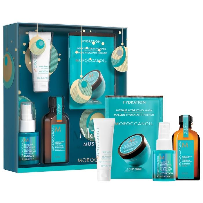 Moroccanoil Magical Must-Haves. Image via Sephora.