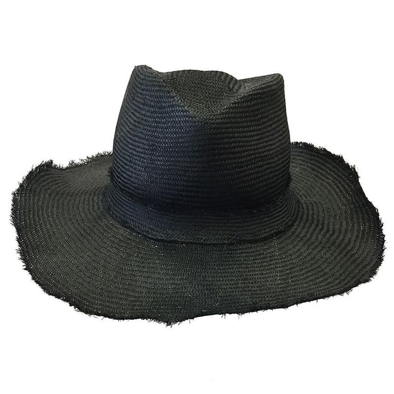"<p><strong>House of Lafayette</strong> hat, $305, <span>shopBAZAAR.com</span>.</p><p><a rel=""nofollow"" href=""https://shop.harpersbazaar.com/designers/house-of-lafayette/black-galagos-hat-13144.html"">SHOP</a><br></p>"