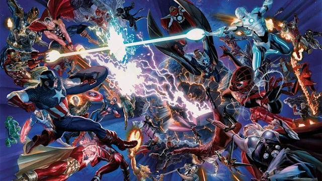 Marvel's Secret Wars event starts today: Here's what you