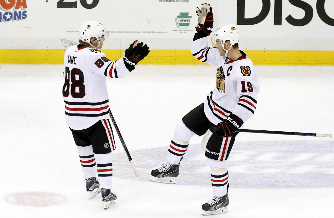 Blackhawks soar into All-Star Game as NHL's go-to glamour team