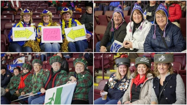 #PeopleOfTheBrier: Fans from across Canada descend on St. John's for 2017 tourney