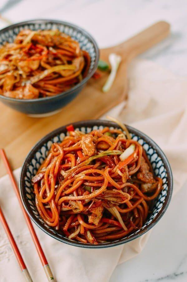"<p>Ever had less-than-average lo mein? Now you can make it exactly how you want it, right at home.</p><p><em><a href=""https://thewoksoflife.com/chicken-lo-mein/"" rel=""nofollow noopener"" target=""_blank"" data-ylk=""slk:Get the recipe from The Woks of Life »"" class=""link rapid-noclick-resp"">Get the recipe from The Woks of Life »</a></em></p>"