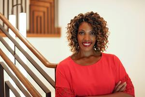 Afton Battle, General Director of Fort Worth Opera; photo courtesy of Fort Worth Opera.