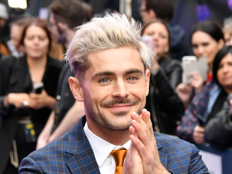 Zac Efron cancels flight home to Los Angeles after Australian visa is extended - report