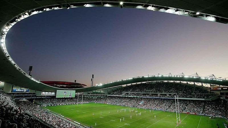Sydney stadiums rebuilt with $2b price tag