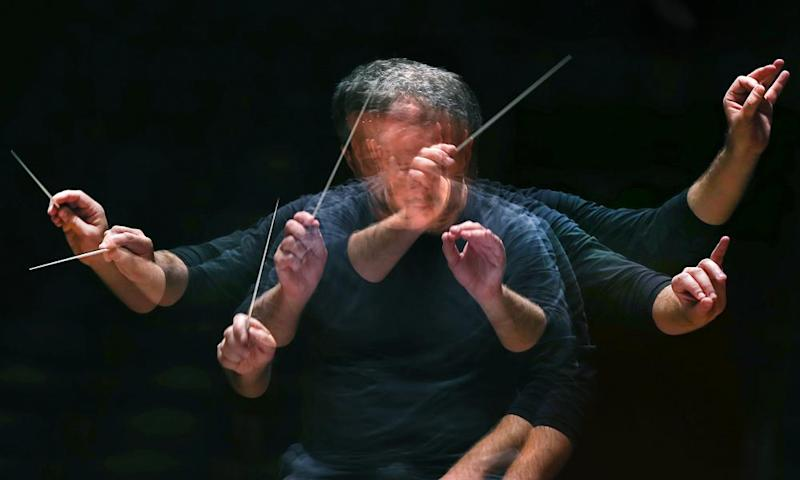 Thomas Adès, here conducting the BSO.