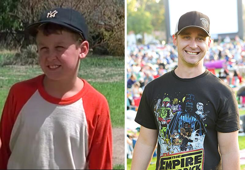 Then and now: Here's what the kids from 'The Sandlot' look