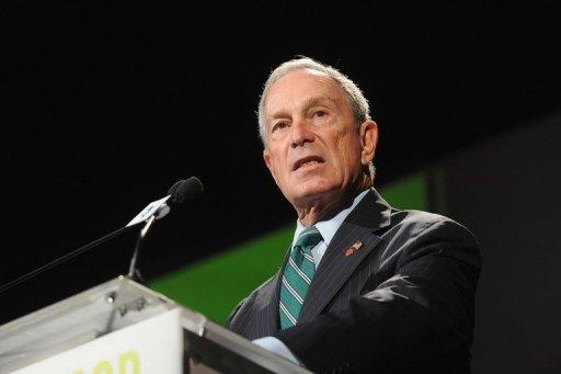 "NY Mayor Michael Bloomberg, pictured on May 7, said ""New York City is the place to be if you're growing a tech start-up."" The Big Apple will host New York Internet Week for tech fans next week, making the city on course to become Silicon Valley 2.0"