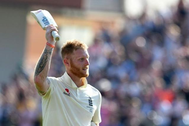 England's Ben Stokes has been named players' player of the year (AFP Photo/Paul ELLIS)