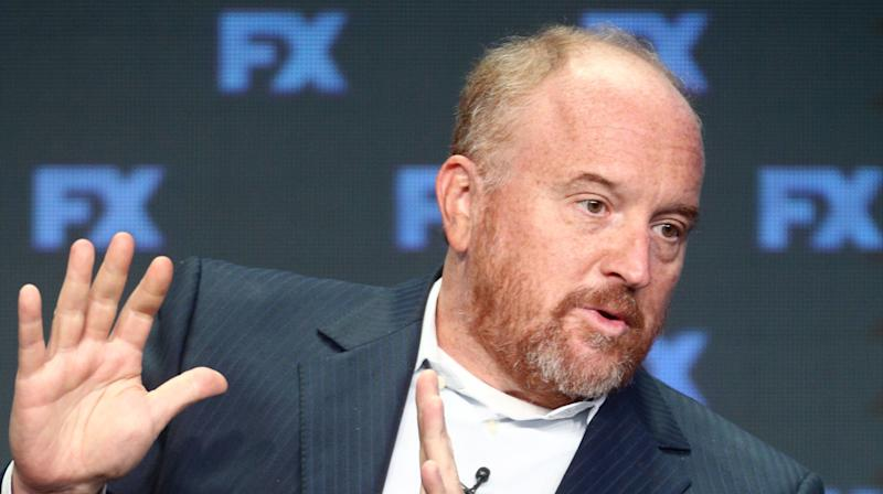 Who Did Louis C.K. Shove In A Bathroom?