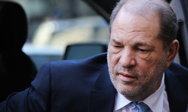 Harvey Weinstein facing six new sexual assault charges in LA