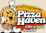"""<p>Early morning pizza brings us an insane amount of joy. And, as it so happens, Pizza Haven is to thank for your delivery needs. Coined """"dial-a-pizza,"""" the Seattle-based chain grew to 42 restaurants. Unfortunately, after filing for bankruptcy in 1998, all but one of the stores were closed. The remaining Seattle store shut its doors in 2012.</p>"""