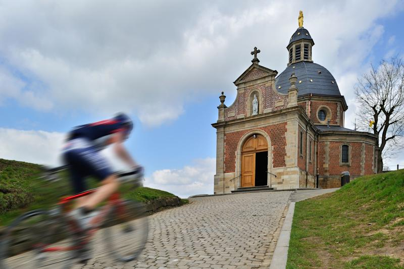 The mythical Muur van Geraardsbergen - Credit: ALAMY