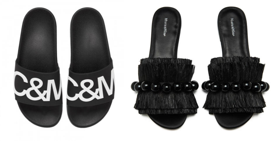 Camilla and Marc slides