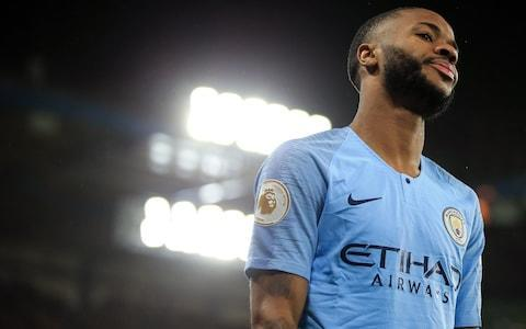 <span>Raheem Sterling was allegedly racially abused by Chelsea fans at the weekend</span> <span>Credit: Getty Images </span>