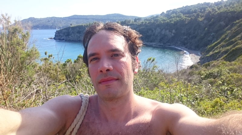 Italian bachelor Alan is on the look out for love - but have you got what he wants? Photo: The Ideal woman project / Alan Gallicchio