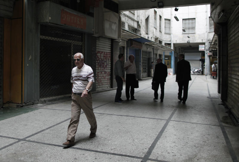 Greek opposition: IMF mistake won't ease austerity