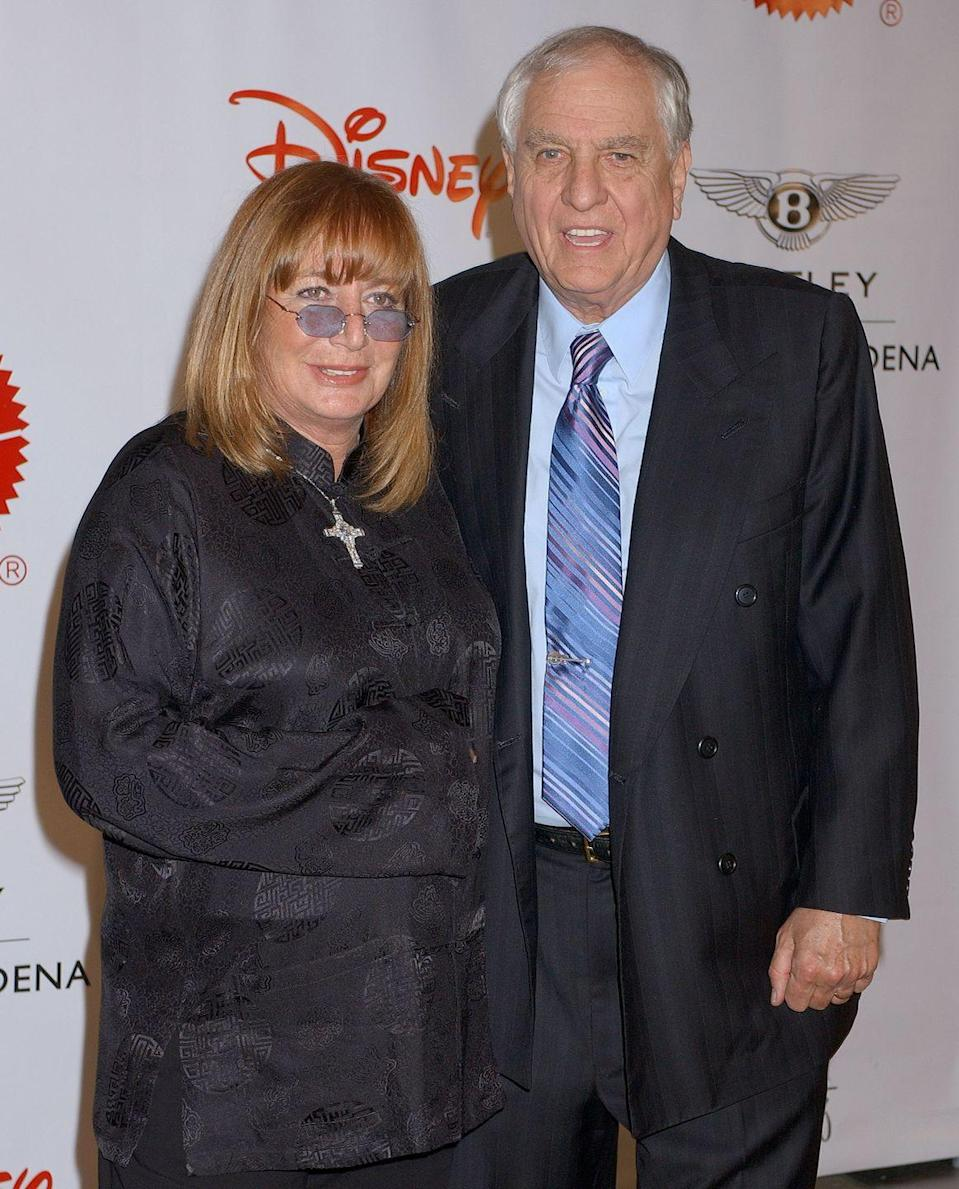 <p>Garry and Penny Marshall wrote, directed, and starred in some of the most well-known films in Hollywood—most of which were collaborations together. In terms of resemblance, there's no mistaking the successful duo for siblings. </p>