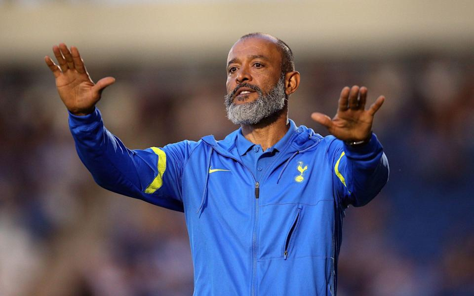 New manager Nuno Espirito Santo is looking for attacking reinforcements - PA