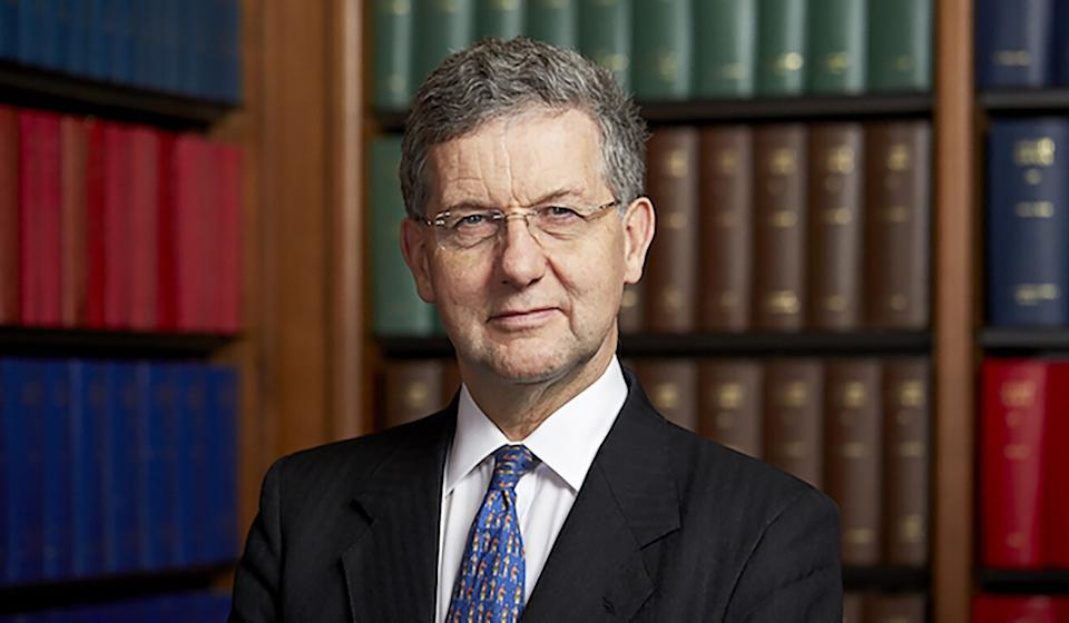 Mr Justice Patrick Hodge has been appointed to Hong Kong's Court of Final Appeal. Photo: Handout