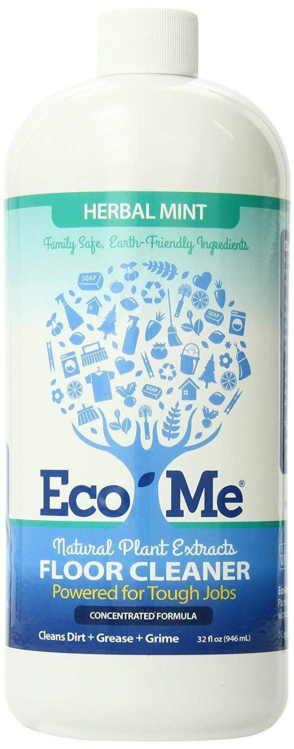 <p>Let your floors shine using the <span>Eco-Me Natural Multi-Surface Floor Cleaner</span> ($10).</p>
