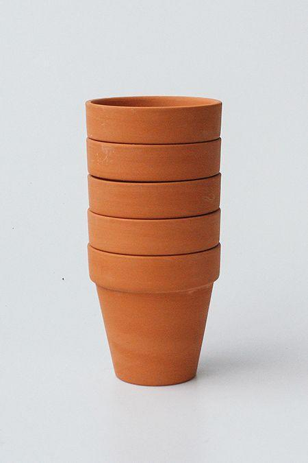 <p>File under things that are surprisingly expensive: Similar cotta pots that go for $10 or more at home improvement stores can be found at dollar stores across the country.</p>