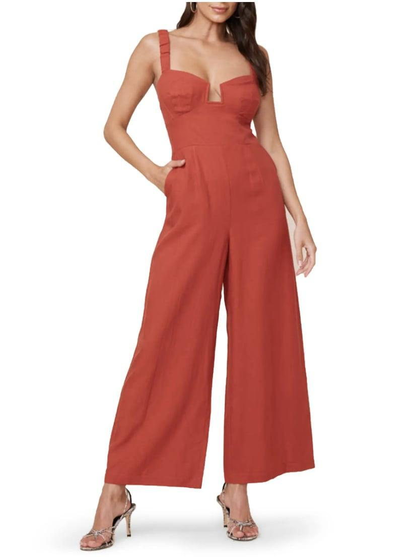 <p>This lightweight <span>Astr the Label Versaille Sleeveless Wide Leg Jumpsuit</span> ($69, originally $138) will look great with strappy sandals.</p>