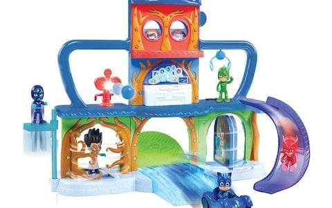 PJ Masks Headquarters Playset from Flair Leisure Products Plc