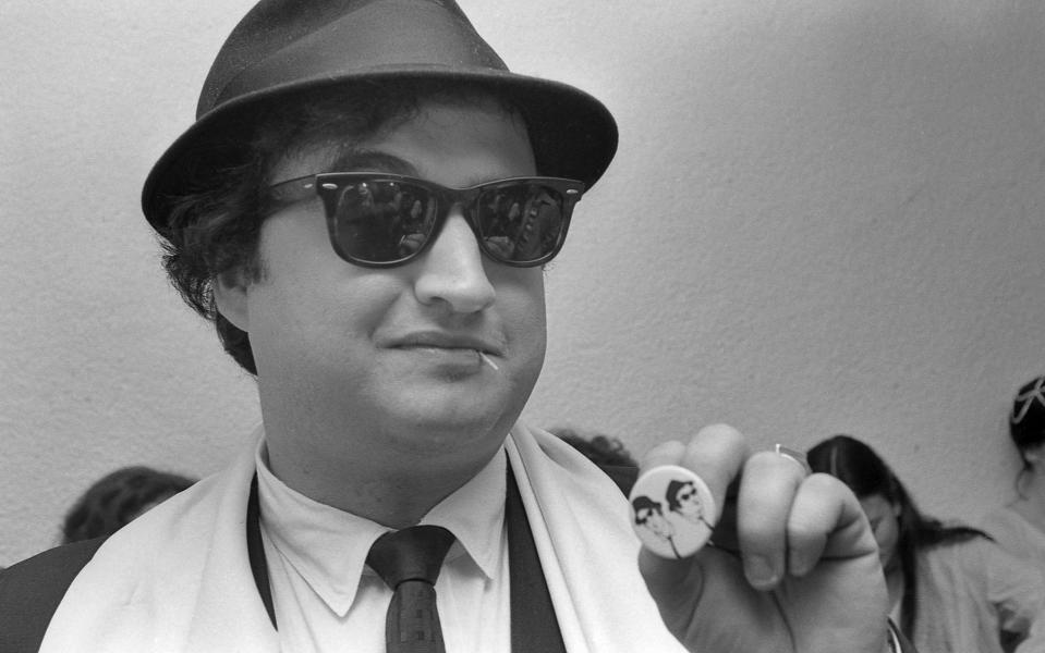 John Belushi's life story is the subject of the new Showtime documentary 'Belushi' (Photo: Richard McCaffrey/Courtesy of Showtime)