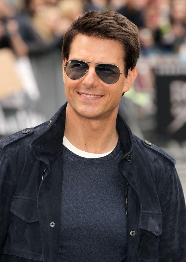 Tom Cruise 'Very Pleased' With Divorce Settlement — New Report