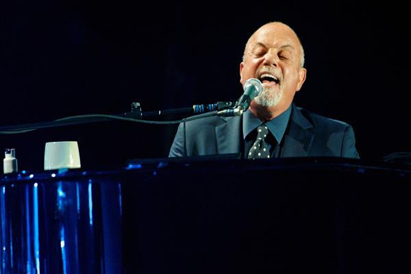 Billy Joel Playing Brooklyn's Barclays Center on New Year's Eve