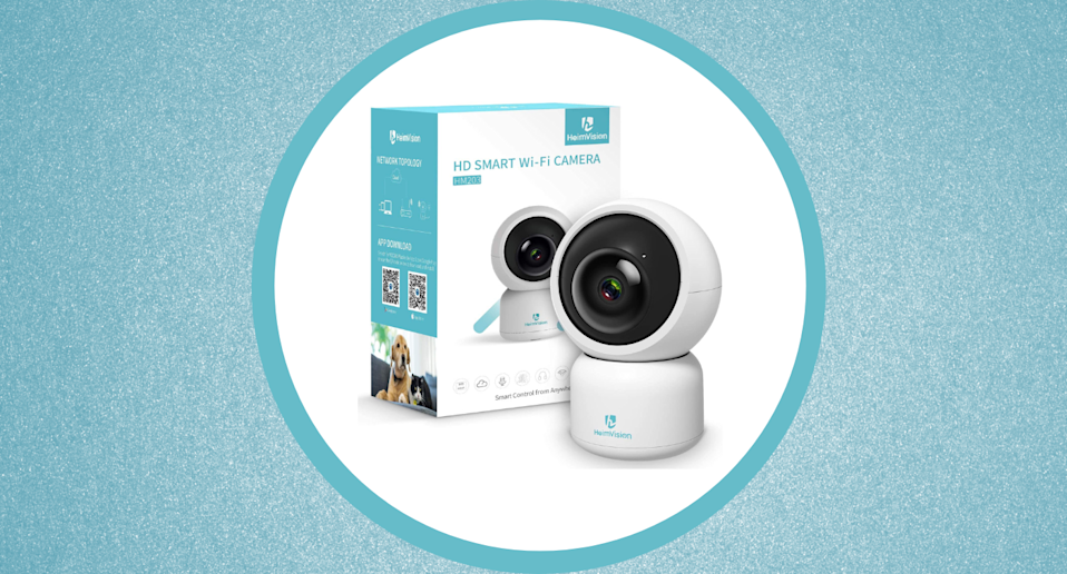 Amazon Canada shoppers are loving the affordable HeimVision HM203 Security Camera.
