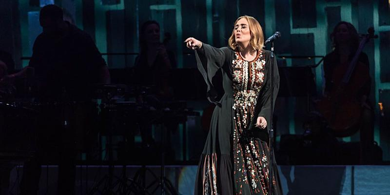 Adele answers fan's question about her fourth album