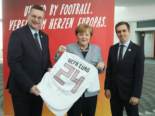 Germany officially submit bid to host 2024 European Championship