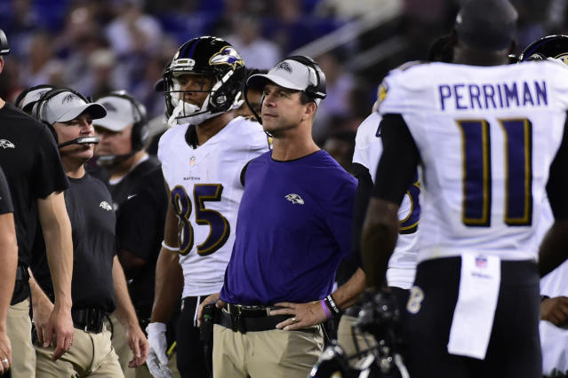 John Harbaugh is off the hot-seat in Baltimore