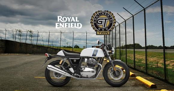 Royal Enfield Continental GT 650 motorcycle