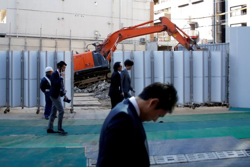 Japan posts record machinery orders growth in November in boost to economy