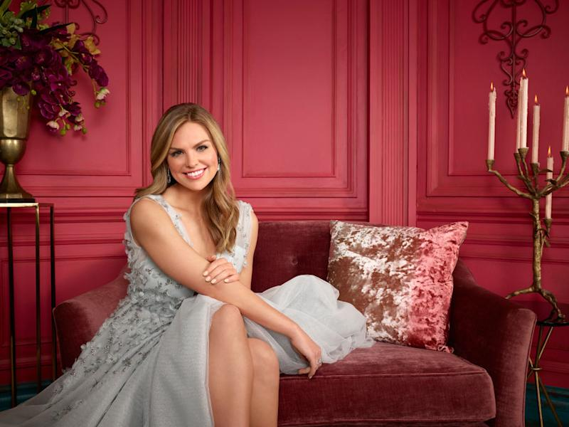 """Hannah Brown stars in the current season of """"The Bachelorette."""" (Photo: Ed Herrera/Walt Disney Television via Getty Images via Getty Images)"""